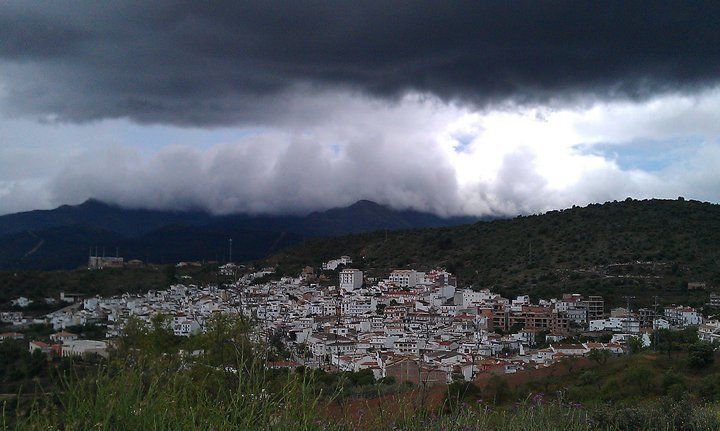 an-Andalusian-white-village